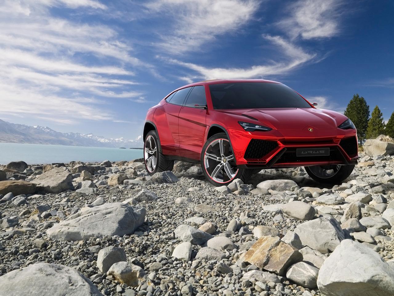 Lamborghini Urus SUV could come to India in 2018