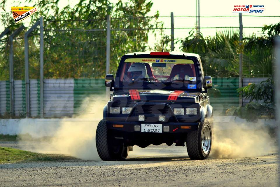 Maruti Suzuki Autocross at BIC