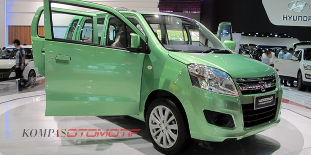 Maruti YJC MUV in 2016 to be based on the WagonR