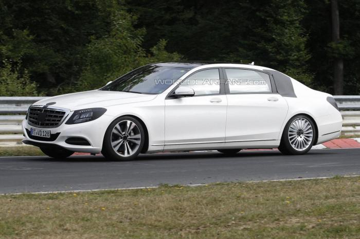 Mayback brand to be revived, based on the S-Class