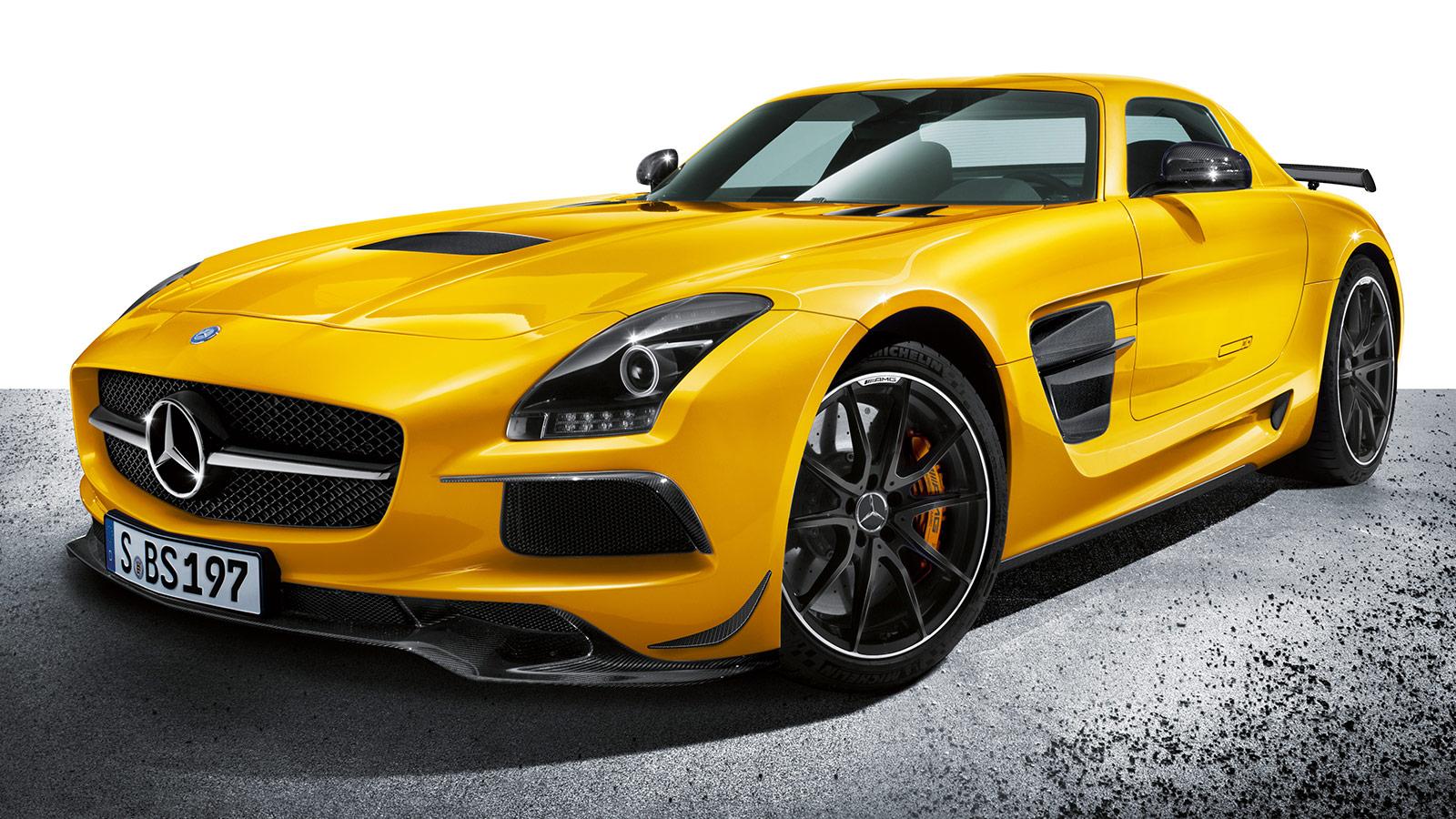 New nomenclature for Mercedes-Benz models & engines
