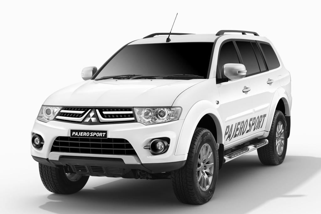 Mitsubishi Pajero Sport AT launched at Rs. 23.55 lakh