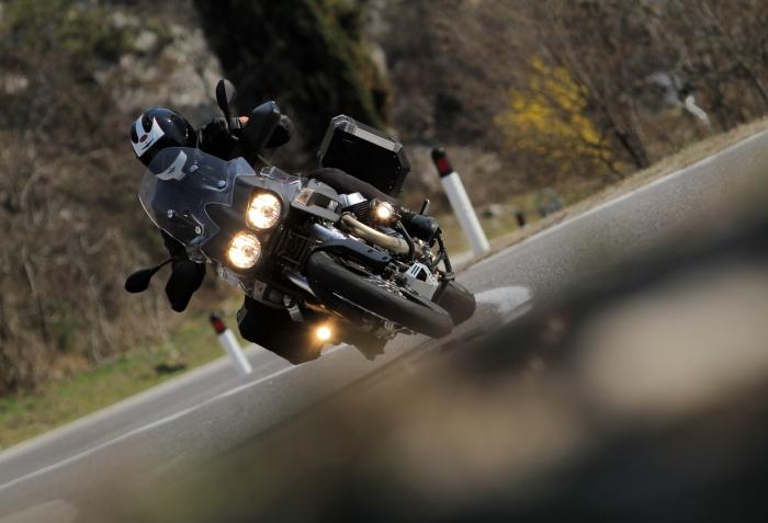 Moto Guzzi Stelvio 1200 NTX incoming?