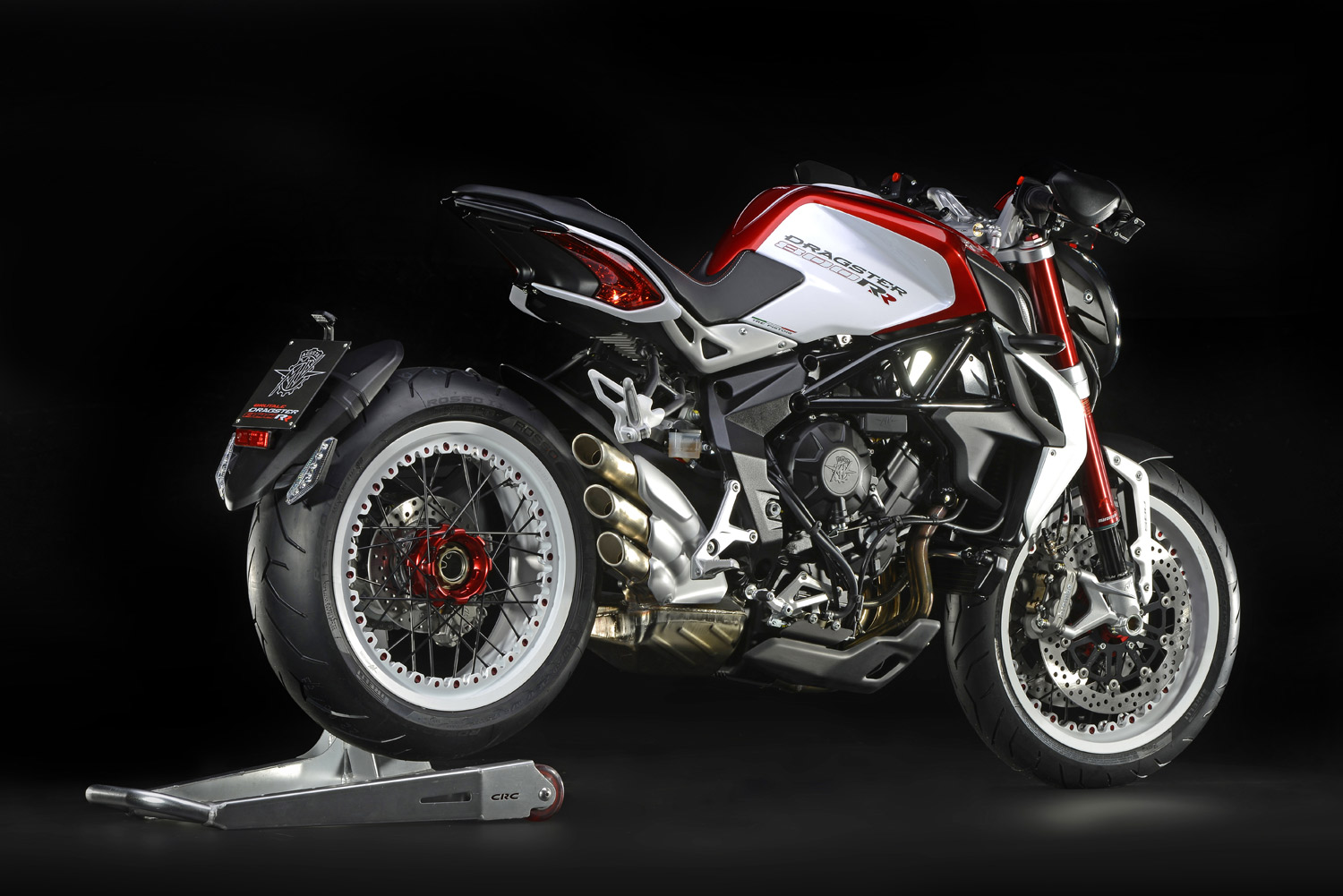 Mv agusta bikes could be sold at amg performance centres shifting