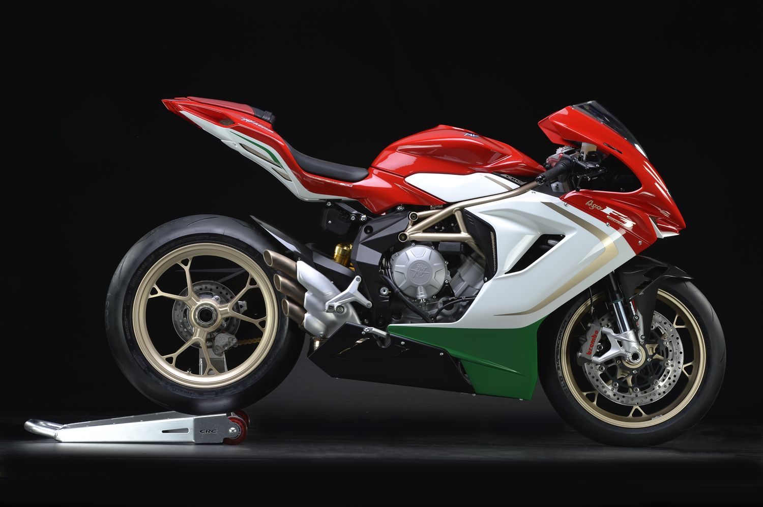 MV Agusta bikes could be sold at Mercedes-AMG performance centres