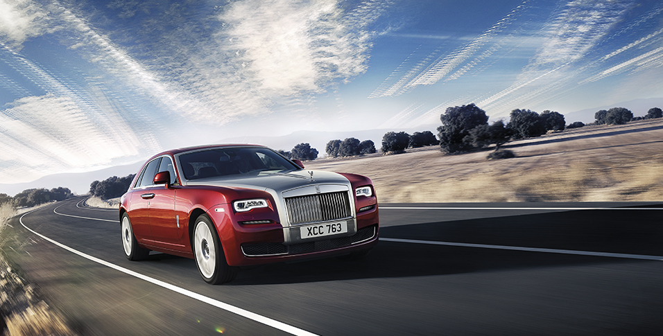 Rolls Royce Ghost Series II launched at Rs. 4.5 crore
