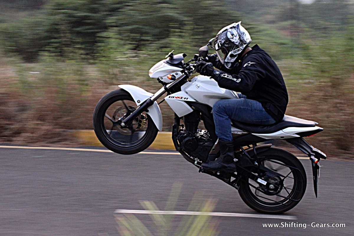 The Suzuki Gixxer comes at a time when it is a do or die situation for the brand in the motorcycle segment