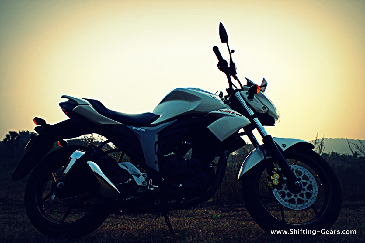Suzuki Gixxer: Ride Report