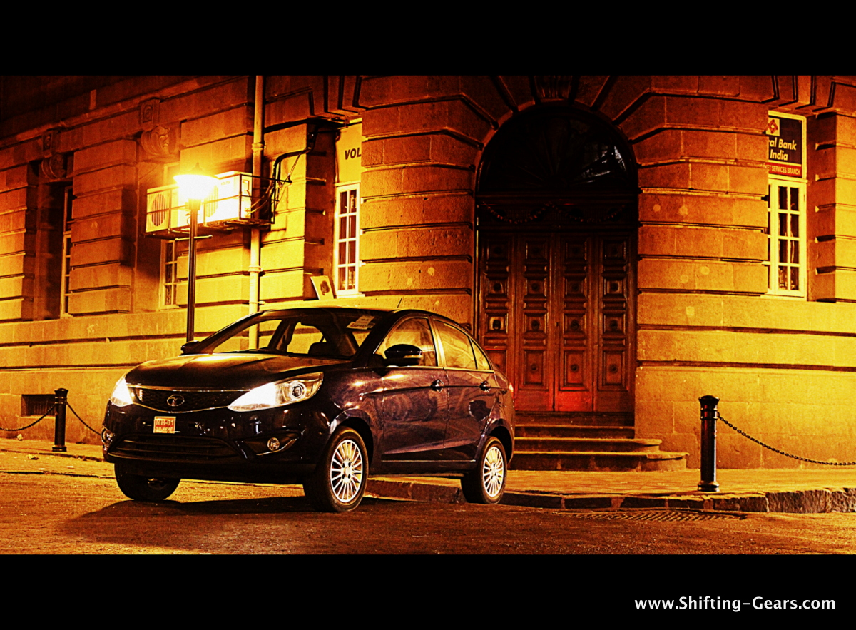 Tata Zest AMT: Reviewed