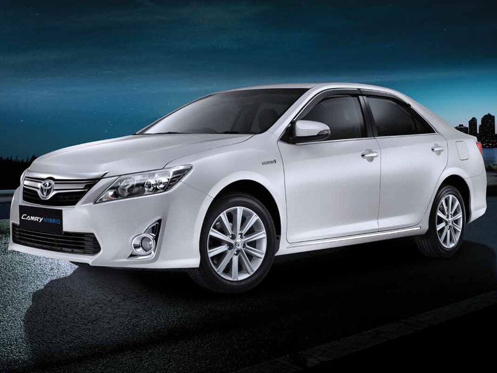 Camry Hybrid accounts for 75% sales