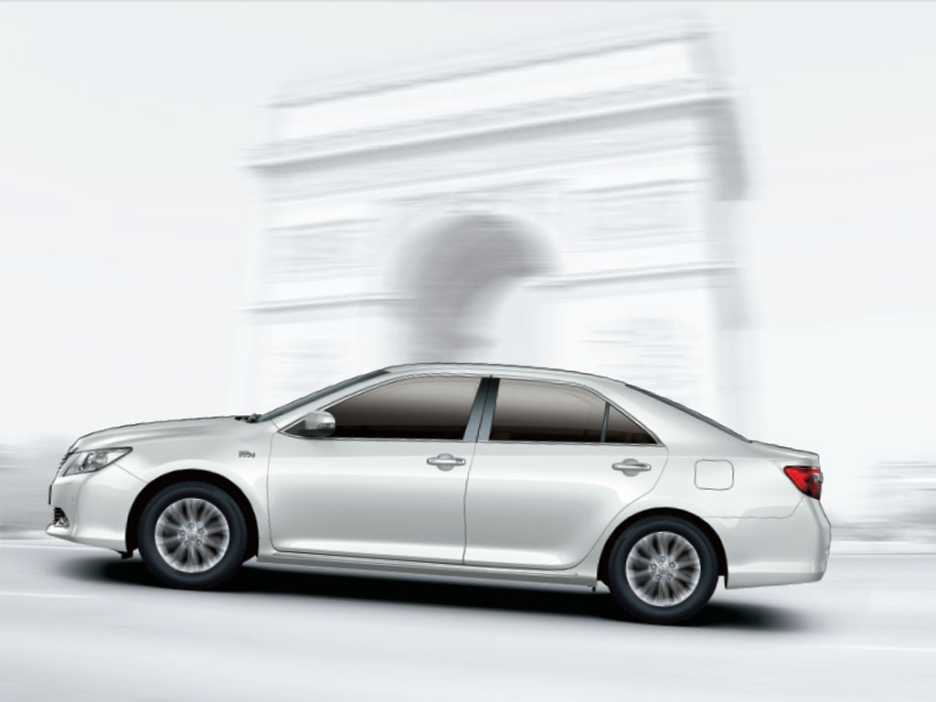 Toyota Camry recalled for front suspension issue