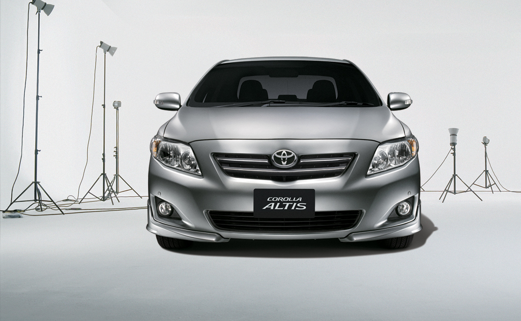 5,834 Toyota Corolla Altis diesel models recalled