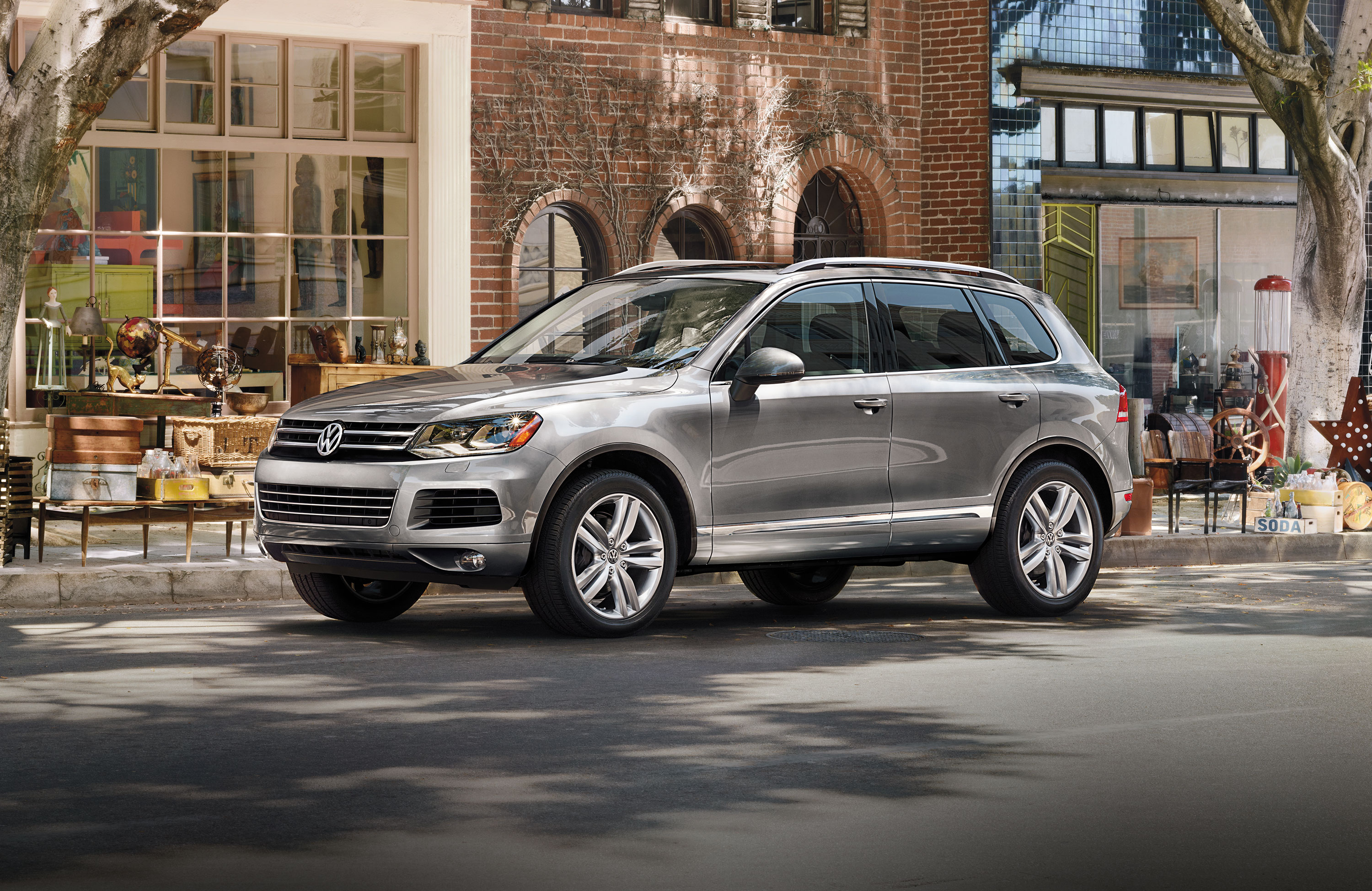 Volkswagen discontinues Touareg SUV in India