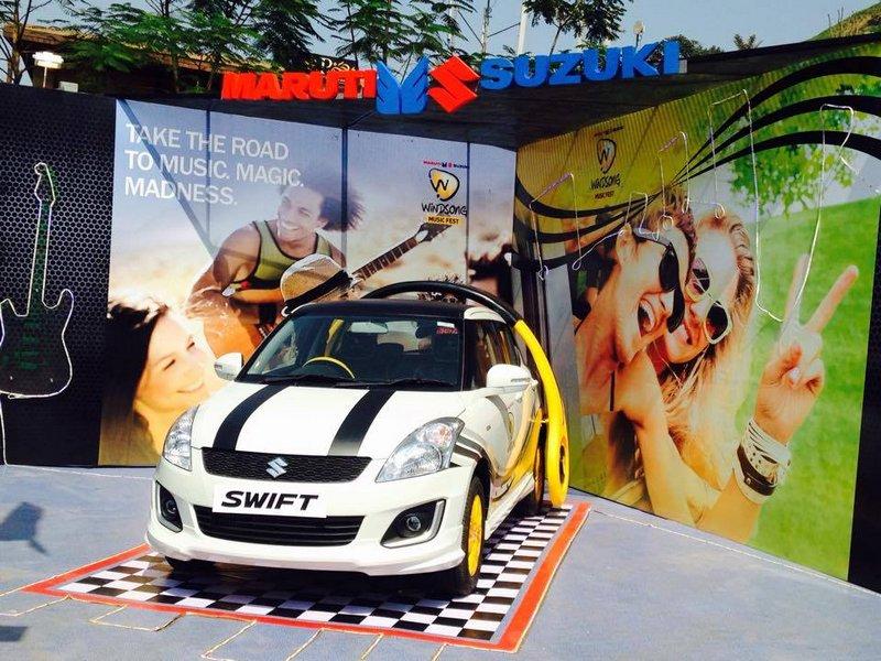 Maruti Suzuki Swift facelift: Special edition