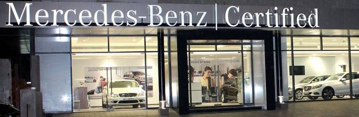 'Mercedes-Benz Certified' used car division launched in India