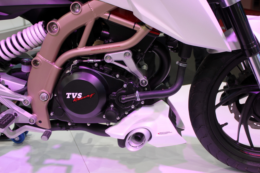 Exclusive: TVS-BMW motorcycle codenamed as K03, parts arrive