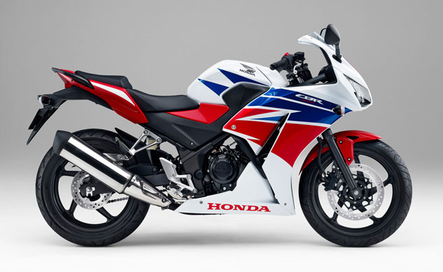 Why has Honda delayed the CBR300R?