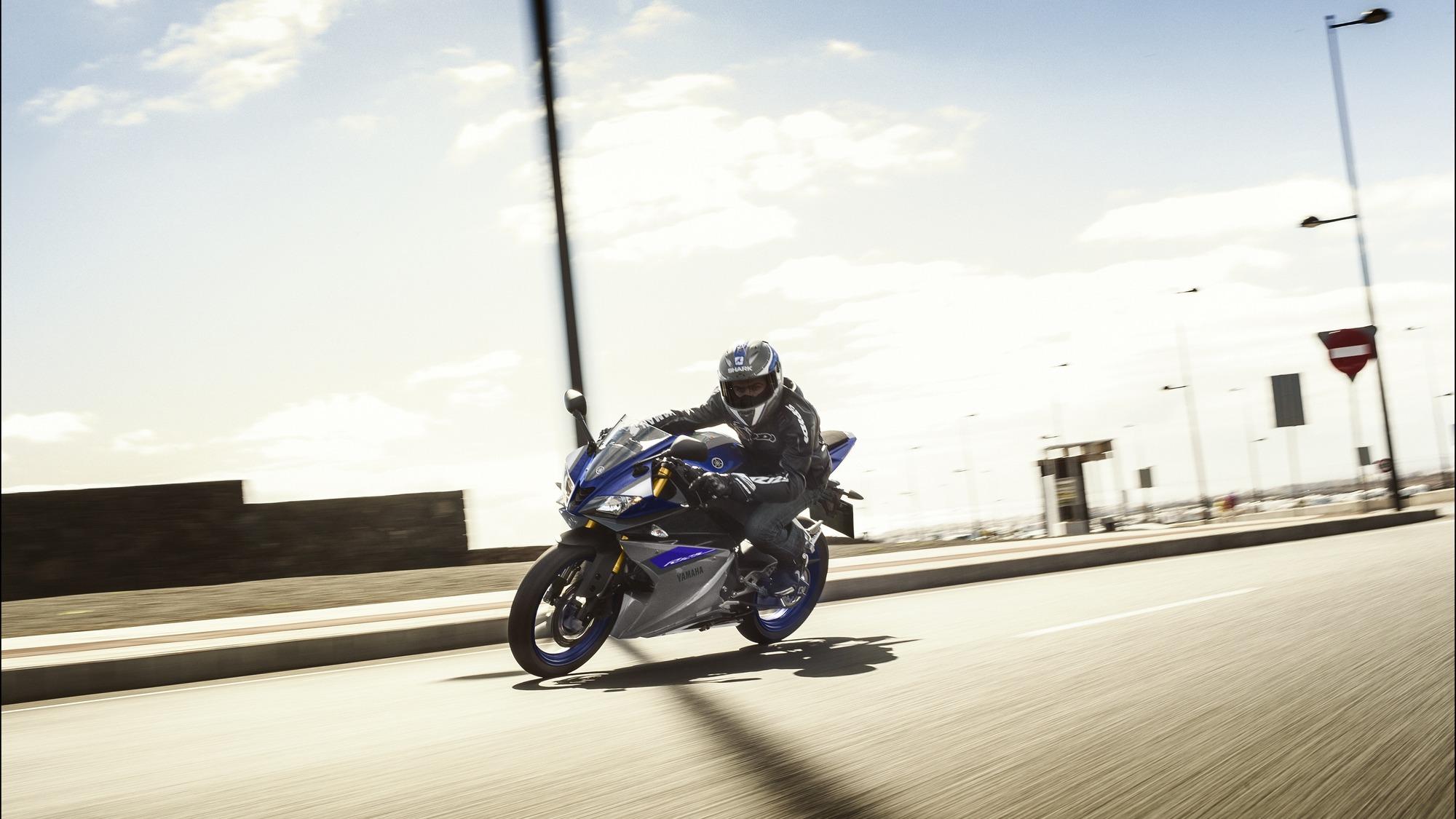 Yamaha starts testing R125 in India