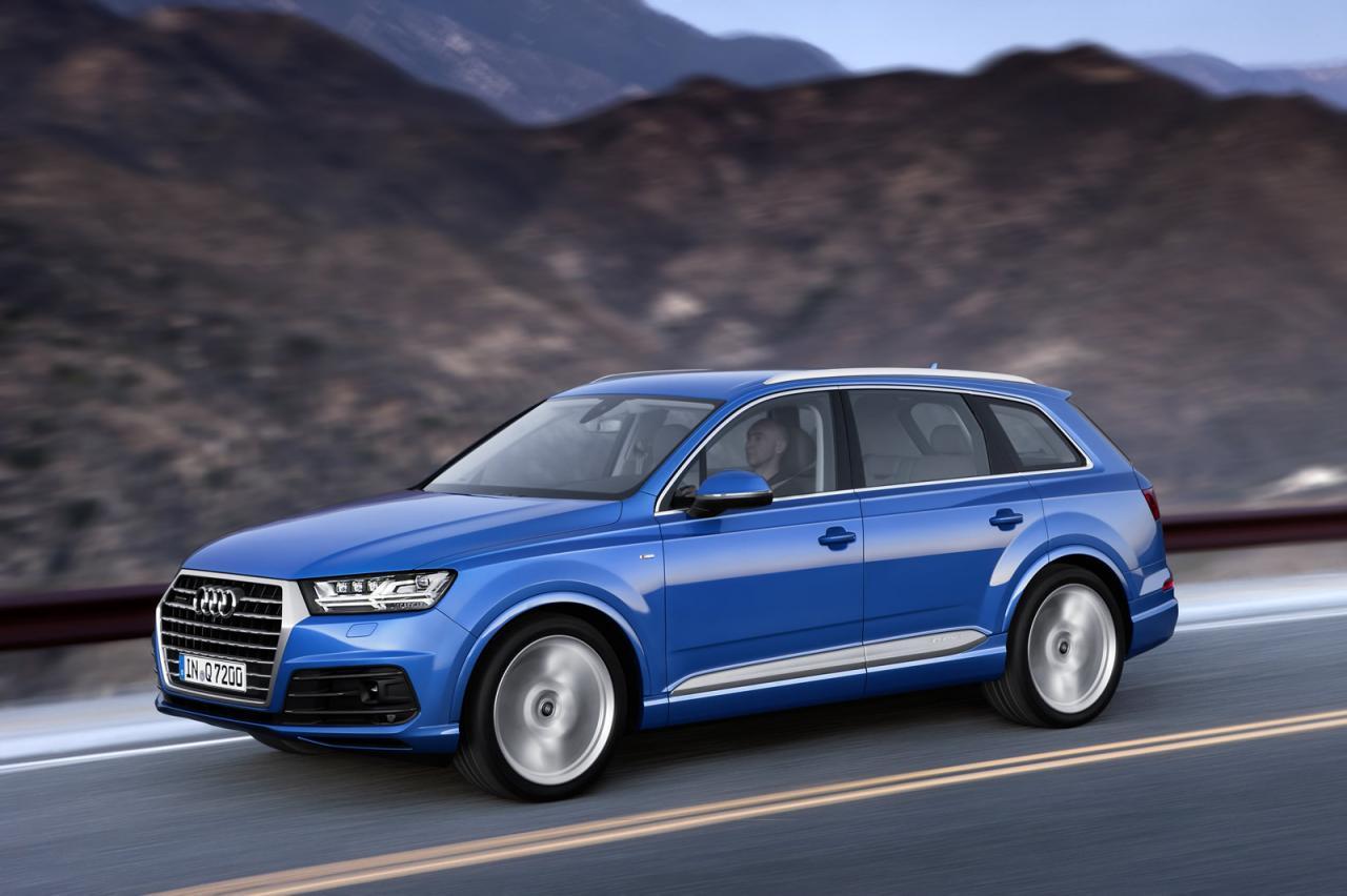 2015 Audi Q7 details revealed