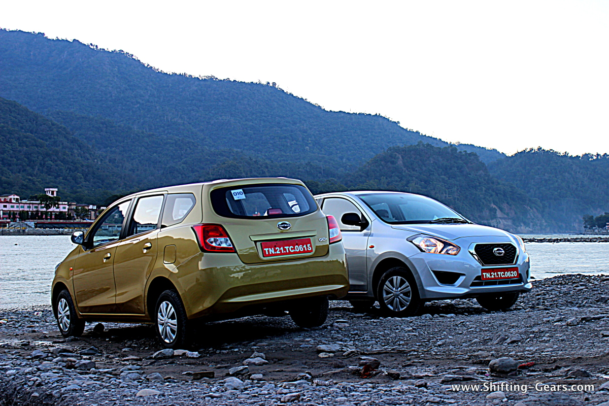 2015 Datsun Go+: Review