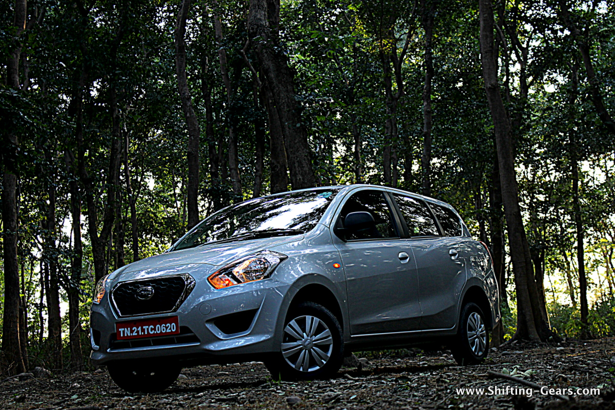 2015 Datsun Go+ photo gallery