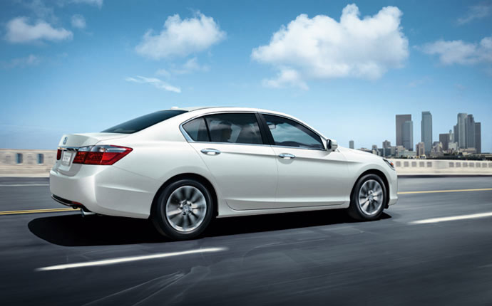 New Honda Accord coming by mid-2015