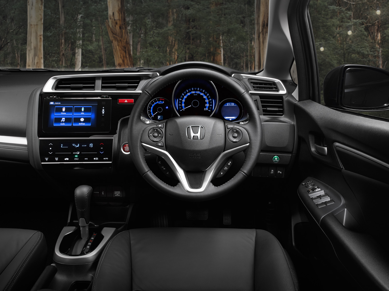 Honda Jazz Interiors