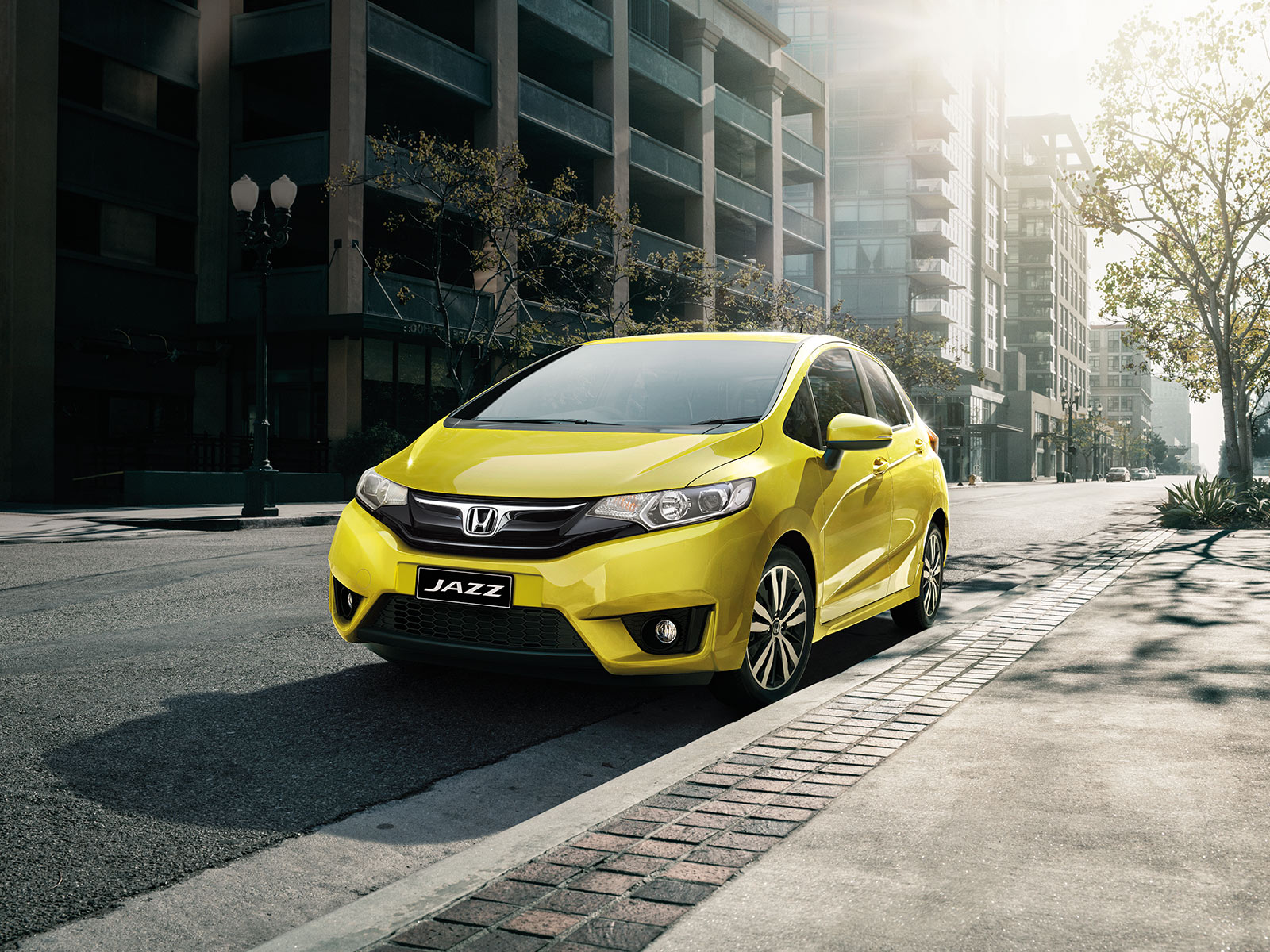New Honda Jazz launching in March 2015