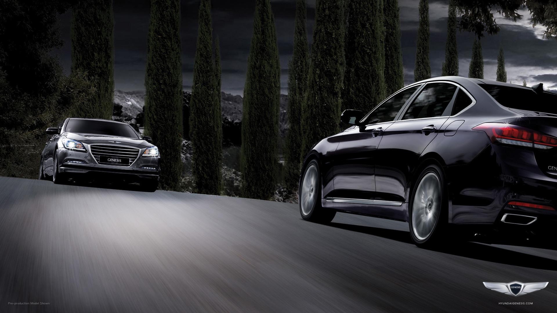 Hyundai launching Genesis in 2015?