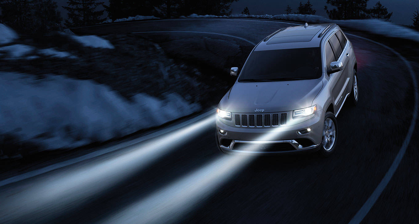 Jeep Grand Cherokee & Wrangler launch in 2015