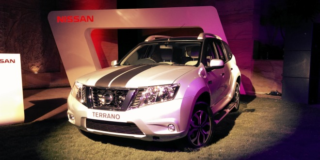 Nissan Terrano AWD inching closer to launch?