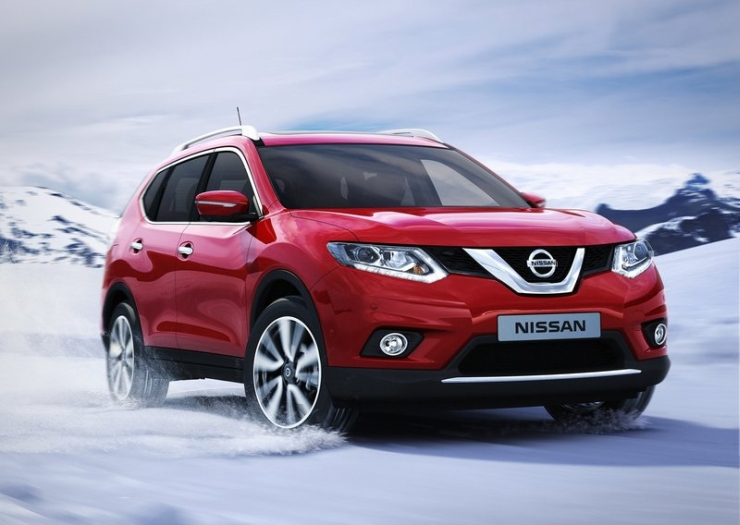 Next-generation Nissan X-Trail coming in 2015?