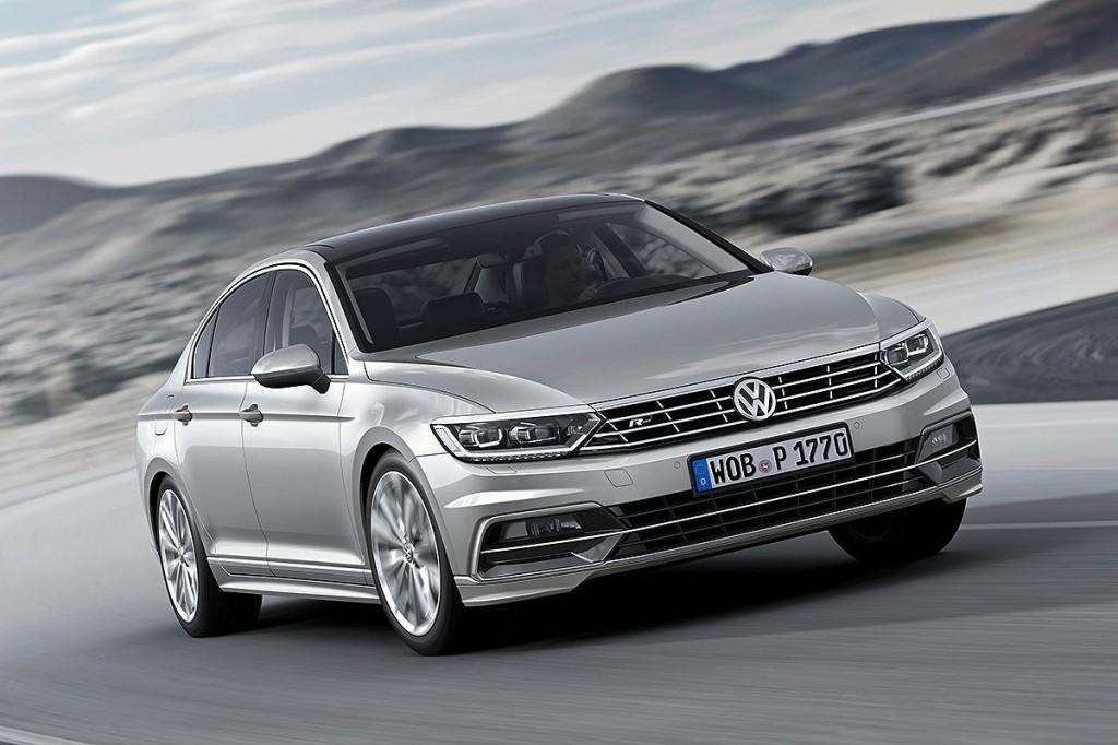 Volkswagen Passat B8 coming to India next year