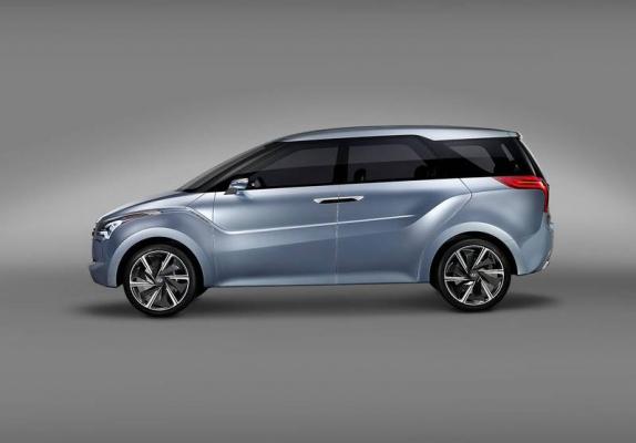 Hyundai Hexa Space based MPV coming in 2016