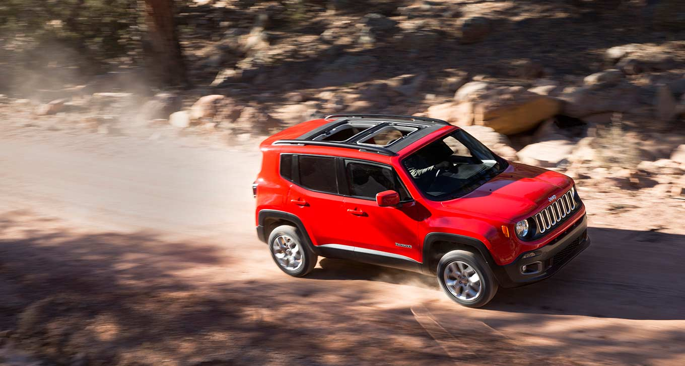 Jeep Renegade SUV coming to India in 2017