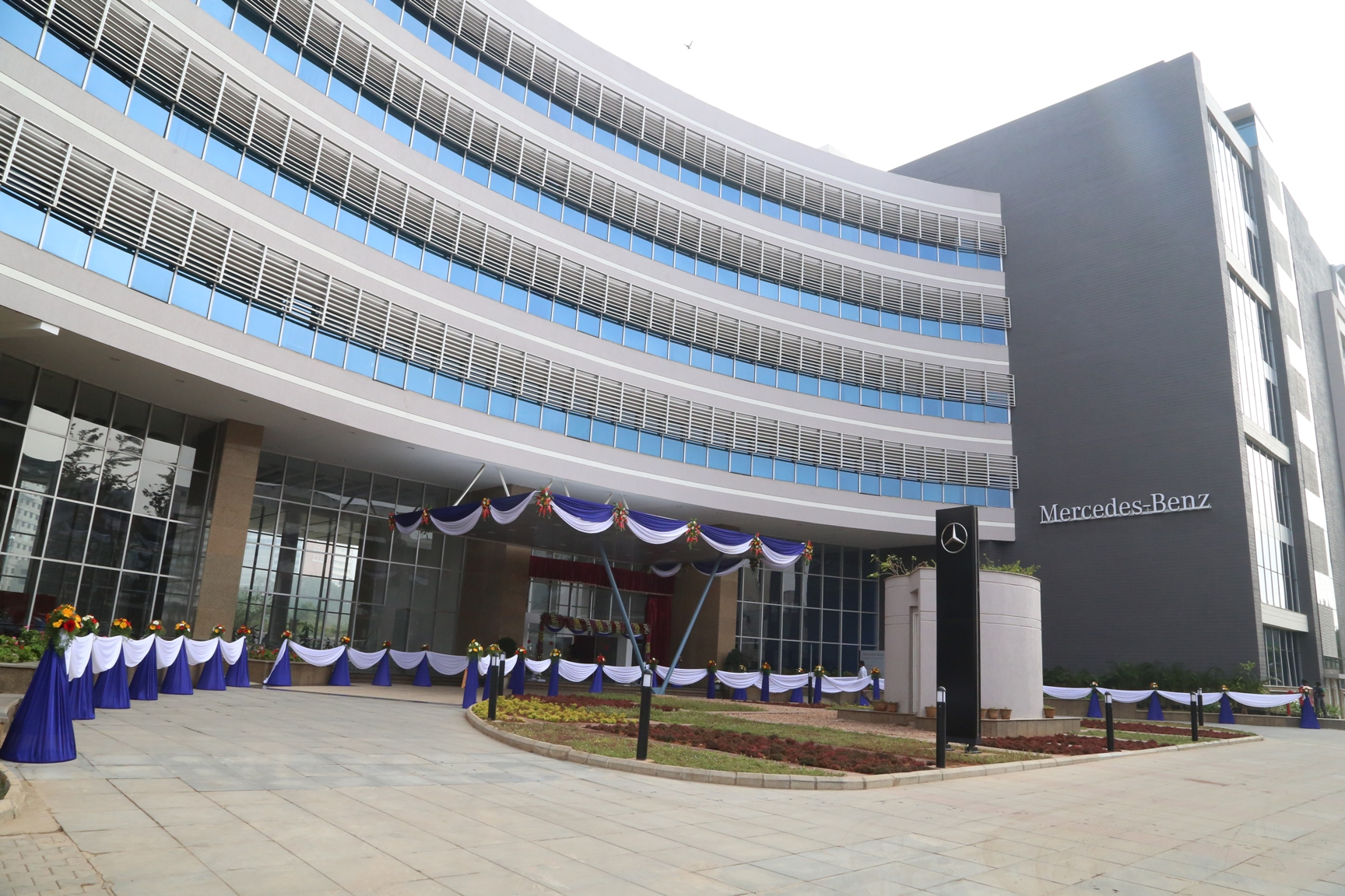 2nd Mercedes-Benz R&D centre in Bangalore