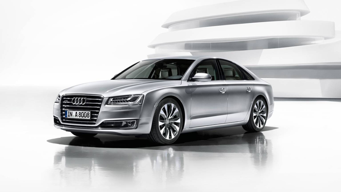 Audi to launch 10 new cars in 2015