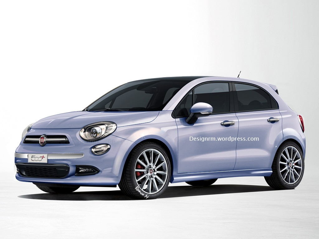 Fiat 500 Plus to replace the Punto