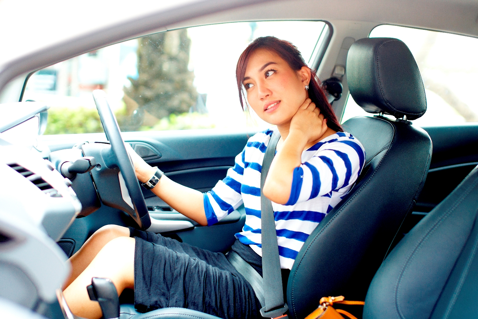 Ford tips & tricks: Car yoga