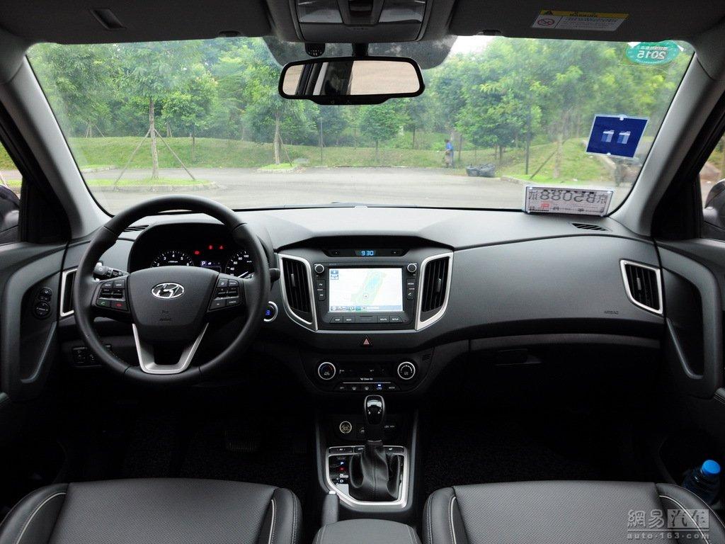 Hyundai-ix25-interior