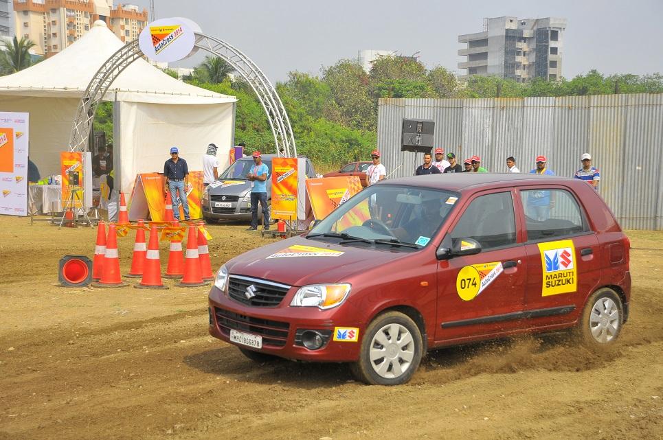 5th Edition of Maruti Suzuki Autocross concludes in Mumbai