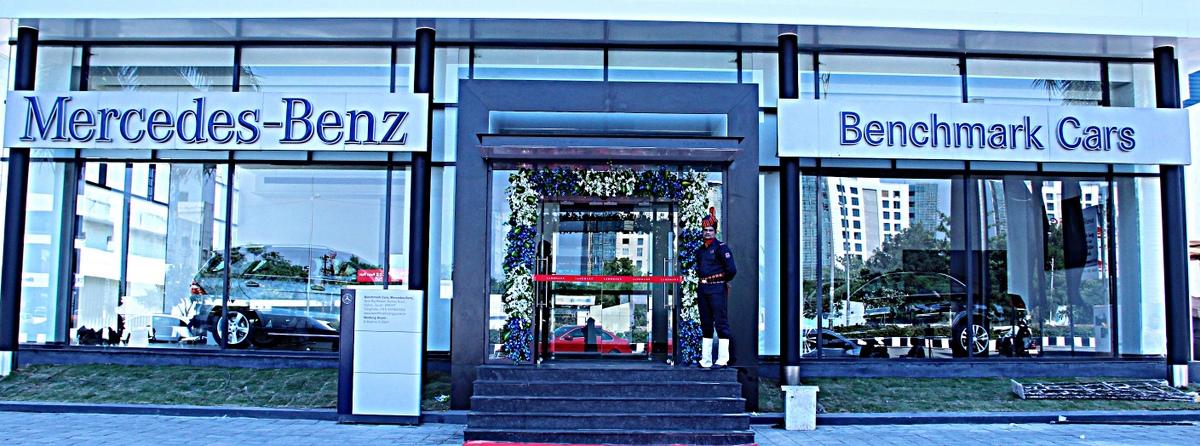 Mercedes-Benz opens new dealership in Surat