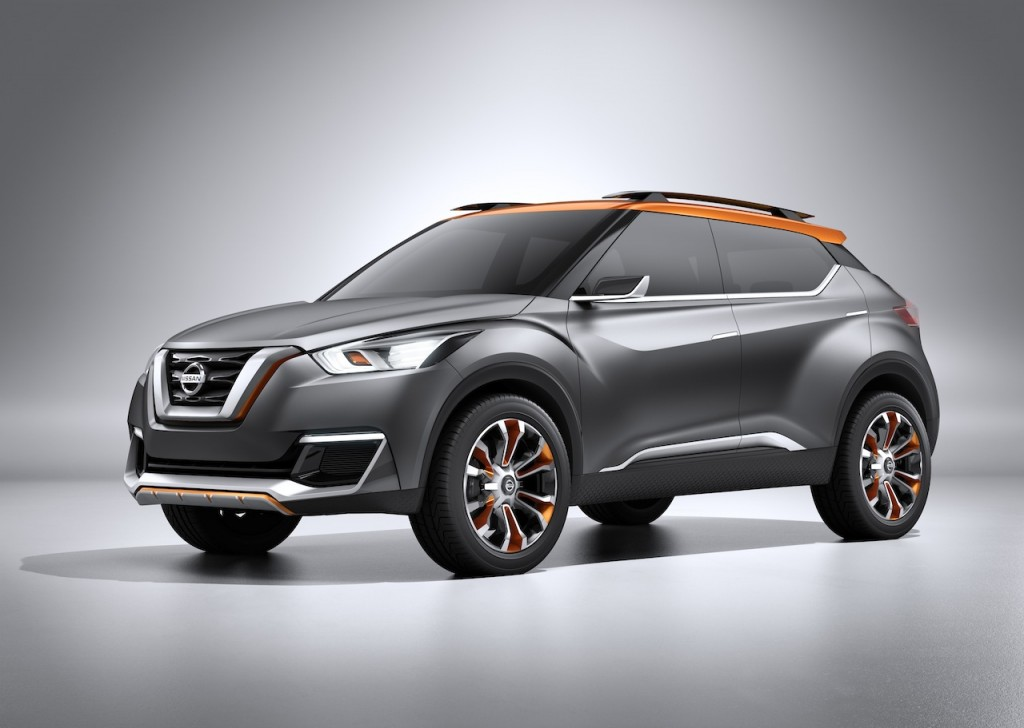 Nissan compact-SUV in India could be Datsun badged