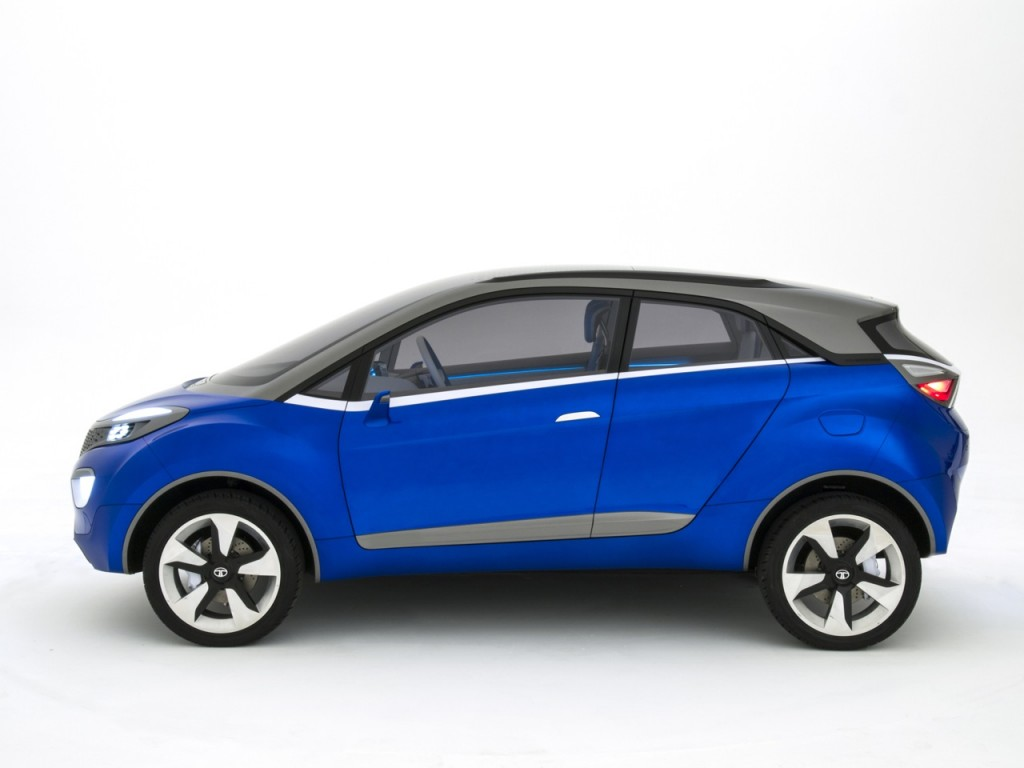 tata nexon compact suv in 2016 shifting gears. Black Bedroom Furniture Sets. Home Design Ideas