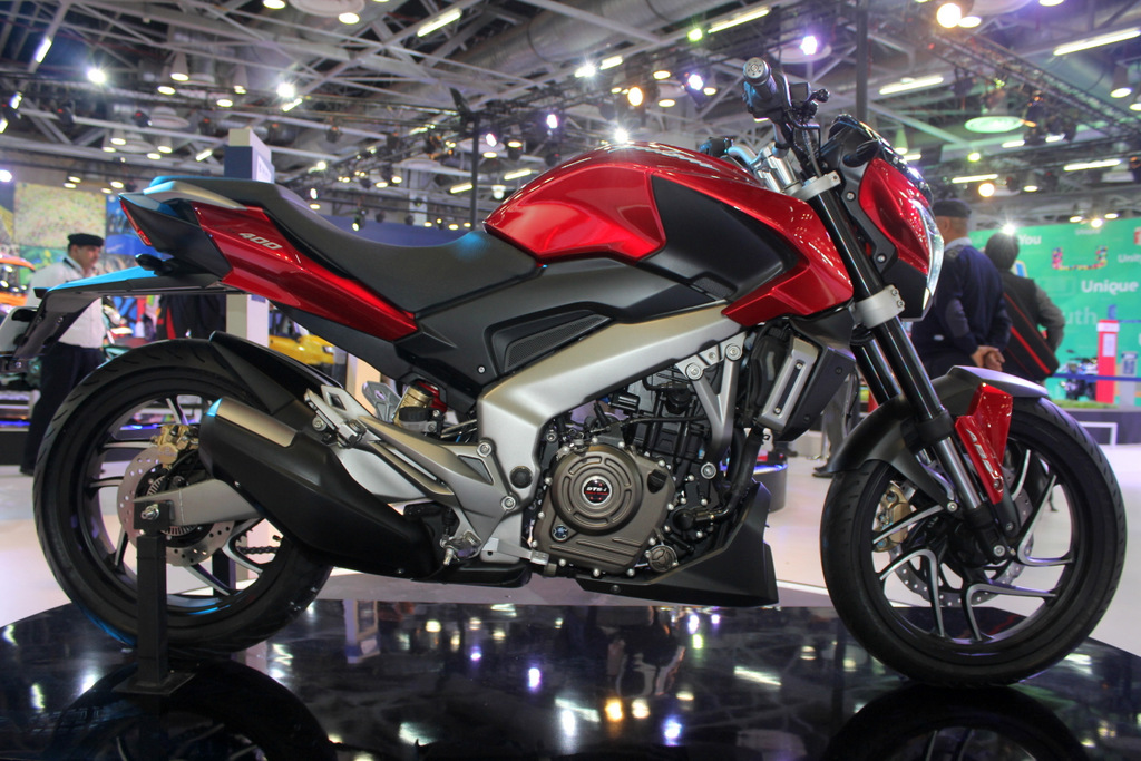 15 things you should know about the Bajaj Pulsar CS400