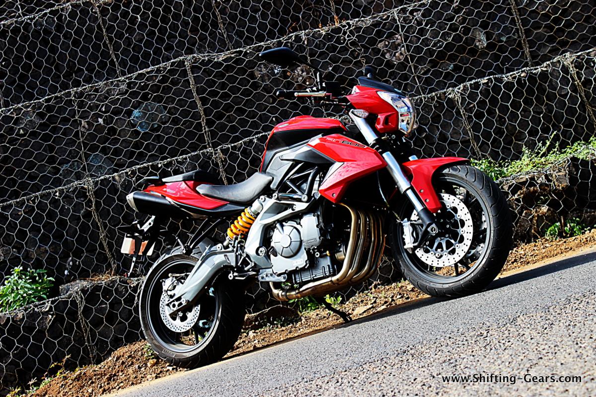 Benelli BN 600i / TNT 600i photo gallery
