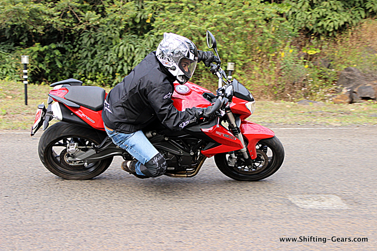 Benelli TNT 600i / BN 600i: Review