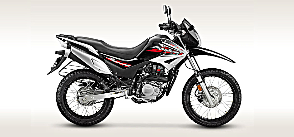 Is Hero MotoCorp working on a bigger Impulse?