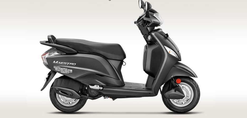 Hero MotoCorp's next scooter could be named Maestro 125