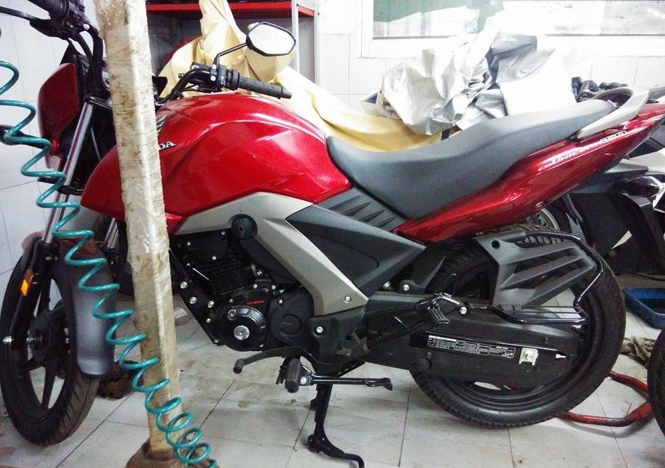 Honda CB Unicorn 160 coming next month